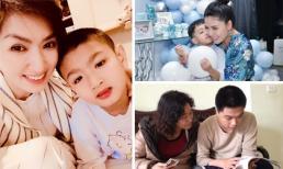 Hành trình nuôi dạy con mắc bệnh tự kỷ đầy đắng cay nhưng đạt được 'quả ngọt' của sao Việt