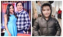 Tan chảy trước con trai 6 tuổi của 'ông hoàng cải lương' Kim Tử Long: Tuấn tú và hài hước y hệt người cha nổi tiếng