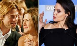 Brad Pitt và vợ cũ Jennifer Aniston tán tỉnh nhau, sẽ nối lại tình xưa để chọc tức Angelina Jolie?