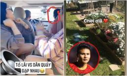 Lộ bằng chứng Quang Hải âm thầm đi du lịch Đà Lạt với bạn gái mới Huyền My