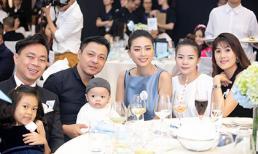 Ngô Thanh Vân lần đầu giới thiệu các thành viên trong gia đình vô cùng cực phẩm