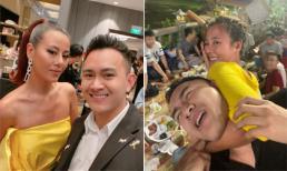 Con trai Hoài Linh nói gì khi dính tin đồn hẹn hò với 'kiều nữ làng hài' Nam Thư?