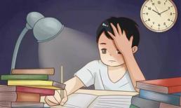 4 khoảng thời gian học hiệu quả nhất trong ngày! Bố mẹ muốn con học giỏi không nên bỏ qua