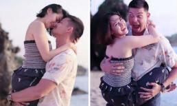 Đang ngắm ảnh kỷ niệm 5 năm ngày cưới siêu lãng mạn của 'Mỹ nhân đẹp nhất Philippines', dân tình bỗng hú hồn vì...