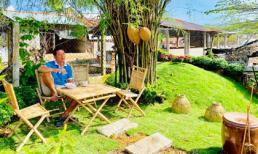 Không thua kém anh trai Quyền Linh, MC Quyền Lộc cũng sở hữu cơ ngơi rộng 1600 m2