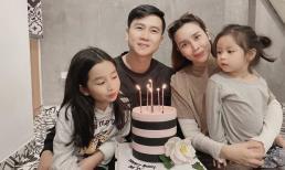 Sau lùm xùm rạn nứt, Lưu Hương Giang tổ chức sinh nhật muộn cho Hồ Hoài Anh