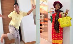 Dân mạng thích thú với biểu cảm nhí nhố không đụng hàng của MC Quyền Linh
