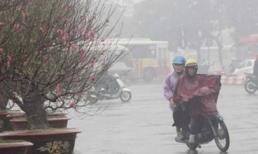 Thời tiết Tết Dương lịch 2020: Không khí lạnh tràn về, miền Bắc mưa rét