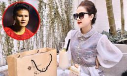 Đăng ảnh mừng năm mới, bạn gái Quang Hải bị anti-fan xỉa xói mong 'chia tay sớm'