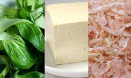 Ăn gì để bổ sung canxi?
