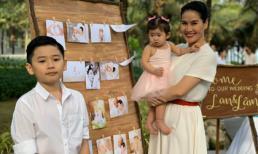 Ngắm loạt ảnh mới của con trai Thân Thúy Hà, dân mạng xuýt xoa: 'Cực phẩm trong tương lai mất thôi'