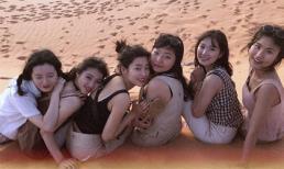 Diễn viên 'Sky Catsle' - Kim Hye Yoon cùng hội 'chị em cây khế' tận hưởng kỳ nghỉ đầu năm tại Bình Thuận và Nha Trang