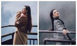 Ngắm dàn Hoa hậu Hoàn vũ Việt Nam tạo dáng cực chất trong bộ ảnh tại cầu kính Rồng Mây