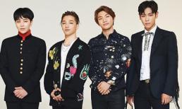 Big Bang tái hợp, xác nhận diễn tại lễ hội Coachella (Mỹ) cùng nhóm nhạc đàn anh huyền thoại