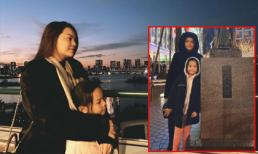 Phạm Quỳnh Anh và con gái lớn mở đầu năm mới bằng chuyến đi tới Nhật Bản