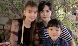 Thu Thủy hạnh phúc khoe ảnh đón tuổi mới bên gia đình, tiết lộ điều ước muốn sinh thêm con