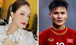 Xôn xao thông tin cầu thủ Quang Hải sắp cưới vợ