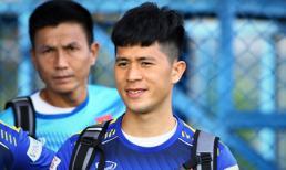 VCK U23 châu Á 2020: Chốt danh sách U23 Việt Nam, Đình Trọng chính thức ở lại