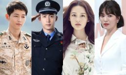 Hậu duệ Mặt trời bản Trung tung tên phim cực sến, dàn cast liệu có 'đánh bại' được cặp Song - Song?