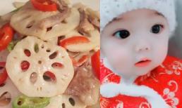 Muốn con sinh ra như búp bê, mẹ bầu nên ưu tiên ăn nhẹ 3 loại đồ ăn này