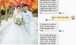 Vừa đám cưới mới được 1 tuần, cô vợ đã lén lút vụng trộm để rồi bị chồng cùng bố đẻ bắt tại trận