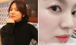Nhìn làn da như em bé của Song Hye Kyo, ai cũng trầm trồ trước khả năng bảo dưỡng nhan sắc của U40 này