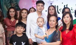 Sau ồn ào cá nhân, Hồ Quang Hiếu mạnh tay chi tiền tổ chức sinh nhật hoành tráng cho mẹ