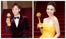 Mai Vàng 2019: Ngô Kiến Huy nhận giải 3 năm liên tiếp ở 3 lĩnh vực, Lan Ngọc thắng 'Nữ diễn viên điện ảnh, truyền hình được yêu thích'