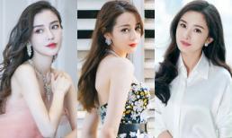 Top diễn viên Cbiz được yêu thích nhất Thái Lan: Dương Mịch bị Nhiệt Ba vượt mặt, vị trí của Angelababy gây bất ngờ