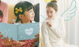 Kim Tae Hee xuất hiện cùng 'con gái', hai mẹ con còn có bí mật đặc biệt