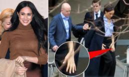Tháo bỏ nhẫn cưới, Meghan rời Cung điện về Canada cùng con trai để Harry một mình với mớ bòng bong