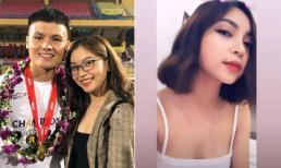 Lảng khéo tin đồn hẹn hò tình mới, bạn gái cũ Quang Hải - Nhật Lê khoe mặt mộc và kiểu tóc lạ mắt