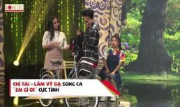 Chí Tài cùng Lâm Vỹ Dạ 'hồi teen' song ca cực ngọt hit 'Em gì ơi'
