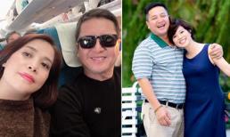 Chí Trung xóa sạch ảnh bên vợ cũ, chỉ để ảnh công việc, con cháu và đi chơi cùng bạn gái mới?