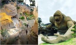Hạ Long: Sắp khai trương công viên King Kong - Khủng long siêu to khổng lồ