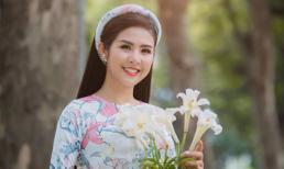 Hoa hậu Ngọc Hân: 'Chuyện riêng tư khi nào có tôi sẽ công bố với mọi người'
