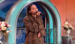 Khả Ngân lộ clip hát live khiến khán giả 'không hiểu đang hát bài gì?'