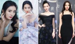 Dương Mịch, Lưu Diệc Phi, Angelababy, Địch Lệ Nhiệt Ba gây sốt tại 'Đêm hội Weibo 2019'