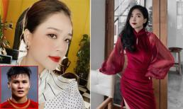 Nhờ mối quan hệ 'dây mơ rễ má', fan càng thêm hoài nghi Quang Hải đang hẹn hò với 'cô chủ tiệm nail'
