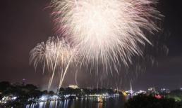 30 điểm bắn pháo hoa ở Hà Nội dịp Tết Nguyên đán 2020