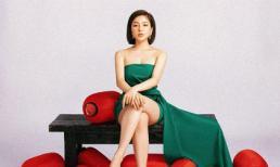 Hot girl Trâm Anh tung bộ ảnh đón Tết kèm tâm tư: 'Tôi đã học được từ những nỗi đau'