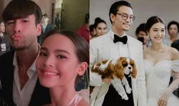 Hôn lễ hot nhất Tbiz đầu năm: Sao nữ cưới ông xã gia thế khủng, cặp đôi 'ngọc nữ màn ảnh' Yaya Urassaya chiếm sóng vì quá đẹp