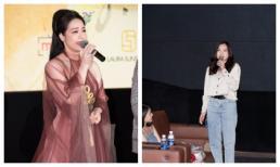 Lý Phương Châu 'vỗ mặt' chồng cũ Nhật Kim Anh: 'Bạc phận là dành cho người đàn ông nào đánh mất chị'