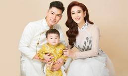 Lâm Khánh Chi tiết lộ điều 'lạ lùng' của quý tử nhà mình