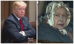 Nữ hoàng Anh tiều tụy, Tổng thống Trump buồn vì Harry - Meghan chỉ nói đúng một câu khiến ai cũng đồng tình ủng hộ