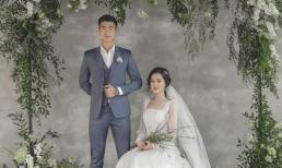 Cầu thủ Duy Mạnh công bố ngày kết hôn với bạn gái - Quỳnh Anh