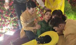 Lâm Khánh Chi ngất xỉu giữa sự kiện đám cưới tập thể 10 cặp đôi LGBT