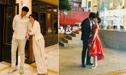 Pha Lê công khai hôn bạn trai, nói về chuyện đám cưới