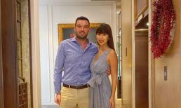 Chồng Hà Anh bức xúc khi vợ bị 1 gã đàn ông khoảng 60 tuổi trêu ghẹo trong bar