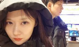 'Thánh hack tuổi' Jang Nara đăng ảnh hẹn hò sau thời gian vùi đầu vào công việc